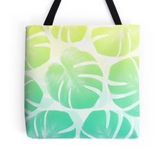 TROPICAL RESORT by adventura #totebag #totes #tote #beachbag #beachwear #beach accessory #summeraccessory #tropical #palmleaf #monstera #trend #trending #trendy #girl #summer2016