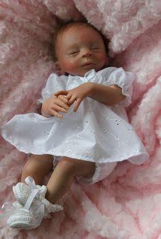 REBORN BABY LUCY - sweet little angel - must see! | eBay
