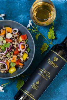 Olive Oil, Cheese, Food, Greek Salad, Recipes, Eten, Meals, Diet
