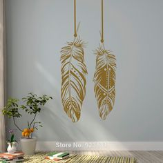 Cheap decorative keyboard stickers, Buy Quality decorative mirror wall stickers directly from China decorative glass stickers Suppliers: 	Feathers Tribal Boho Bohemian Wall Art Stickers Decals Home DIY Decoration Wall Mural Removable Bedroom Decor Wall Stic
