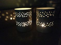 These are going to look gorgeous around the party, like little disco balls. :-)