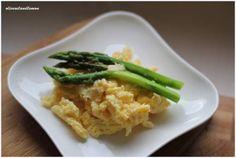 Scrambled Eggs & Asparagus