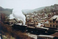Die Eifelquerbahn in Daun - Fotos