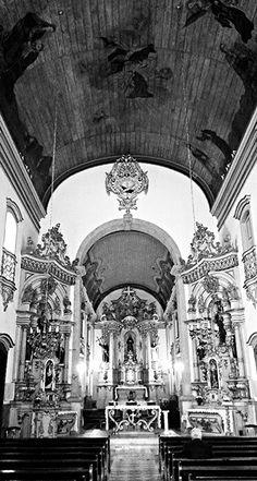 Igreja de São Francisco - largo São Francisco / SP.