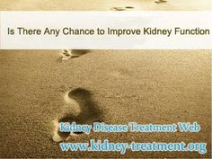 Is there any chance to improve kidney function in Hypertensive Nephropathy ? Hypertensive Nephropathyis a secondary kidney disease of chronic hypertension. As hypertension causes damage to blood vessels within kidneys, kidney function will decline gradually.