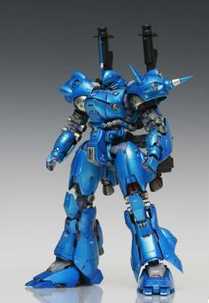 1/100 Conversion Kit Special Limited Edition: MS-18E Kampfer Evo. Ver.