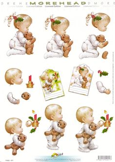 http://www.the-craft-corner.co.uk/morehead-cute-christmas-children-with-teddy-bears-3d-decoupage-sheet-10906-p.asp