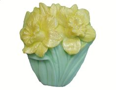 Soap   Organic Soap  Daffodil Soap  Flower by EnchantedBeehive