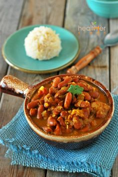 This is another versatile way to enjoy kidney beans. Growing up in Jamaica, we called kidney beans peas therefore it took me awhile to get used to saying beans instead. Kidney beans are good source of protein, soluble fiber that lowers cholesterol, stabilizes blood sugar, and helps with weight loss. Yield: 4 servings Ingredients: 1 …