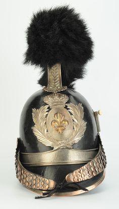 Francia. Guardia Nacional a Caballo 1814-1830 modele de la maison delpont