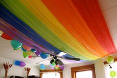 streamer ideas for birthday party | The Best Wizard of Oz Birthday Party ideas