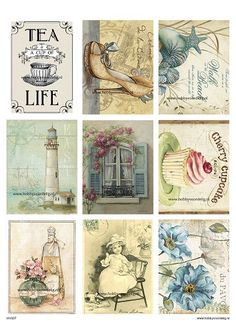 vintage sheet 27 life