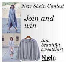 """New Shein Contest"" by lejla-djerzic ❤ liked on Polyvore"