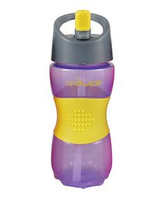 Look what I found on #zulily! Purple Gripster 14-Oz. Water Bottle by Reduce #zulilyfinds