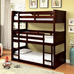 You'll love the Twin Bunk Bed at Wayfair - Great Deals on all Baby & Kids  products with Free Shipping on most stuff, even the big stuff.