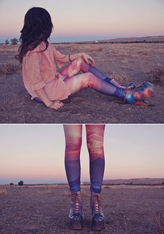 Lovely Sally Laotian Dusk Leggings, Jeffrey Campbell Galaxy Litas, Chicwish  Pink Blouse, Beginning Boutique Claw Ring