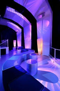 MOST AMAZING INTERIOR DESIGNS | Interior design: Amazing Nightclub Interior Design Ideas in Barcelona