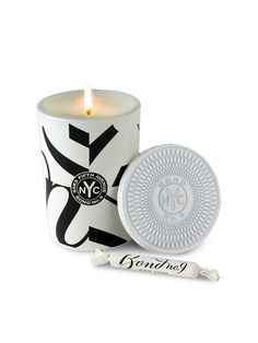 Fill every room with the essence of the Saks exclusive DNA candle by  Bond No. 9 New York.