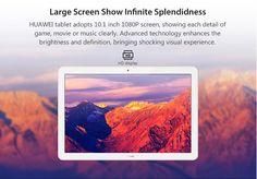 Original Box Huawei M5 AGS2-AL00 LTE 32GB Kirin 659 Octa Core 10.1 Inch Android 8.0 Tablet