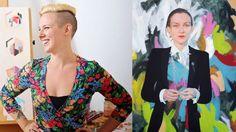Could LGBTQ activist Kim Leutwyler win $100k Archibald Prize?