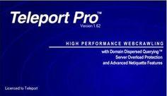 Teleport pro 1.70 Crack Serial key Full free