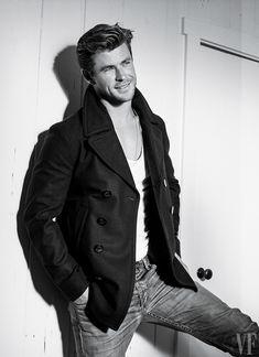 Chris Hemsworth's Vanity Fair Cover Shoot