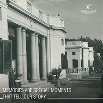 Infinite moments and memories make up the story of The Claridges New Delhi. Have you been part of it?