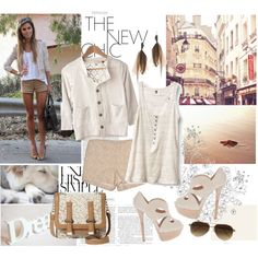 """""""nude colors.♥."""" by sasskia on Polyvore"""