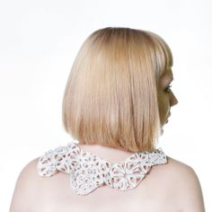Tetra Kinematics 175n, 3D-printed necklace by Nervous System