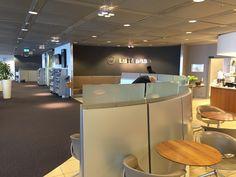 Lufthansa Senator Lounge,  Hamburg