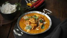 Indian Food Recipes, Ethnic Recipes, Butter Chicken, Garam Masala, Thai Red Curry, Slow Cooker, Food And Drink, Asian, Fresh