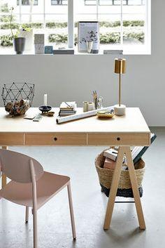 Oak-Mix / 150 x 65 cm | House Doctor | Schreibtisch