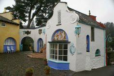 Port Meirion Village, Wales Port Meirion, Destinations, Excursion, Europe, Camping, Prisoner, Wales, School Stuff, Garden Ideas
