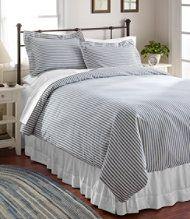 Ultrasoft Comfort Flannel Comforter Cover, Stripe