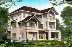 East facing 5 BHK luxury villas is priced at crore to crore in shadnagar(nearer to international airport), Hyderabad. The luxury villa having total of 2 floors . House belongs to gated community with amenities like club house, mini theater, gym, library etc.