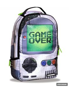 The Controller Backpack