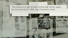 CLIENT: GAP. SKILLS: CONCEPT, ART DIRECTION. The question was this: How do you get people loving denim again? Simple. By reviving GAP's 1969 Denim roots. Check out this video for a website that was just beautiful. The concept was an ornate diarama that captured the spirit of GAP's heritage, with cool interactive features. It was gorgeous for gorgeous's sake and I'm really proud of that fact! It's not often we get to be so self indulgent for such great brands.