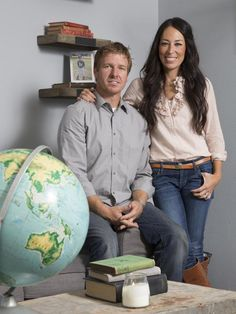 A chip and joanna holiday photo album fixer upper for How does fixer upper actually work