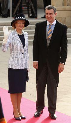 Prince Radu and Princess Margarita of Romania