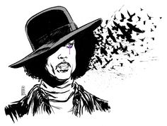 The doves are really crying today, RIP Prince...