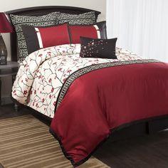 Charisma 7 Piece Comforter Set $120.00