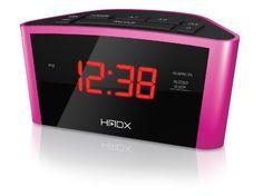 homedics alarm clock instructions