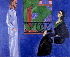 Henri Matisse, The Conversation,...1920