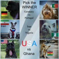Day #5 of FIFA! Pick your team! #FIFA #Worldcup2014 #USA #Ghana #Germany #Portugal #Iran #Nigeria
