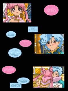 This is my second Sailor Moon Doujinshi Chapter 1 (New Sailor Moon) pg. 01 --> [link] Chapter 2 (A New Team) pg. 21 --> [link] Chapter 3 (Cyrius D. New Senshi Generation Chibiusa And Helios, Happy 7th Birthday, Neo Queen Serenity, Sailor Moon Aesthetic, Sailor Chibi Moon, Moon Pictures, Sailor Moon Crystal, Father And Son, Anime Art