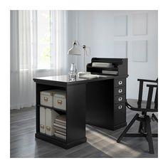 KLIMPEN Aufsatz - schwarz - IKEA