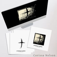 Ash Wednesday Cross Worship Art Church Graphic Design, Ash Wednesday, Worship, Contrast, How To Draw Hands, Cards Against Humanity, Black And White, Artwork, Blanco Y Negro