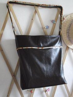"""Le sac """"Flo"""" de Lilou - Lilou's """"Flo"""" bag. www.liloupourl.com/"""