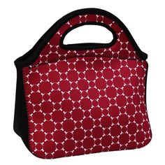 Lunch Bag with St. Jude Logo Pattern; to support St. Jude Children's Research hospital in Memphis. $18.00