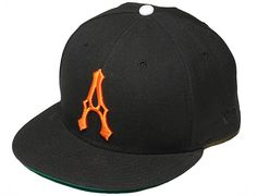 Ironside A 59Fifty Fitted Cap by ACAPULCO GOLD x NEW ERA